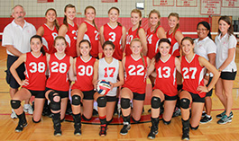 BHS 2013 Varsity Volleyball