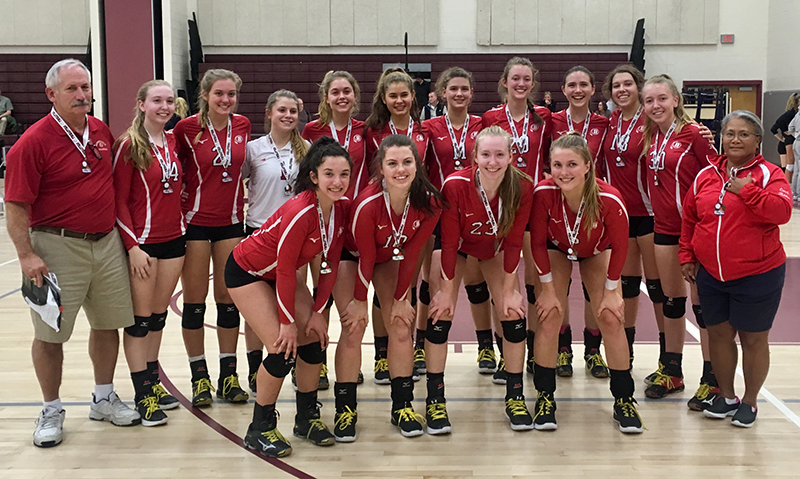 Barnstable Team Pic after winning Westborough Tournament